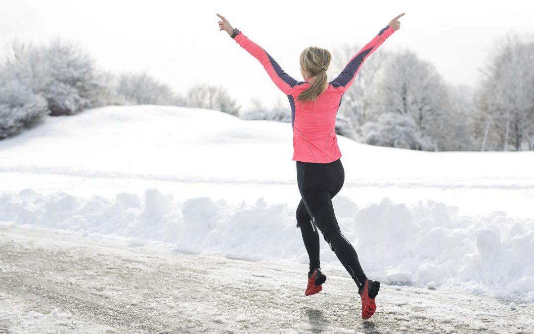 Courir l'hiver, ça se peut?!